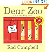 #6: Dear Zoo: A Lift-the-Flap Book