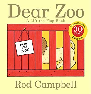 Dear Zoo: A Lift-the-Flap Book Board Book