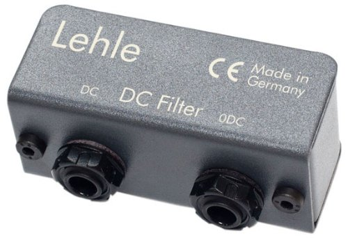 Lehle DC Filter Guitar Filter for Pure Tone and No Coloration