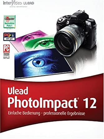 ulead photoimpact 12 deutsch