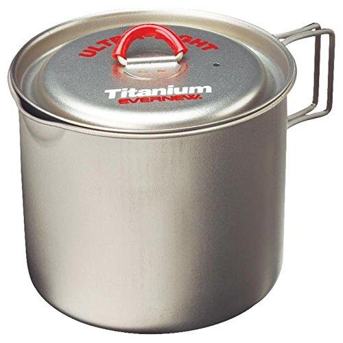 EVERNEW Titanium Mug Pot, 900ml