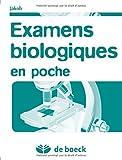 Examens biologiques en poche