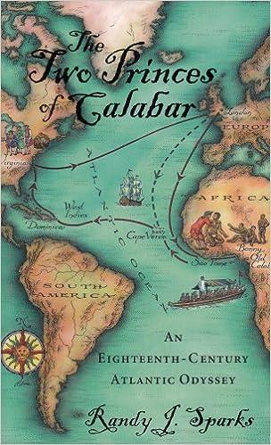 The Two Princes of Calabar: An Eighteenth-Century Atlantic Odyssey