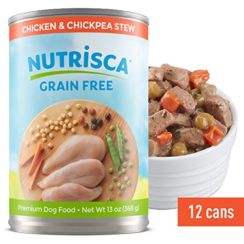 Nutrisca Grain-Free Duck & Chickpea Stew