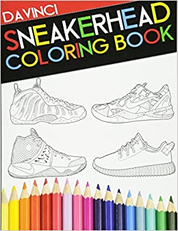 Descargar Libros Gratis En Sneakerhead Coloring Book Paginas Epub Gratis