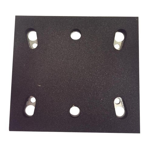 Superior Electric SPD17 Sanding Pad -1/4 Sheet PSA 6 Holes Replaces Makita OE # 158324-9 by Superior Electric