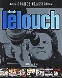 Claude Lelouch : Coffret 3Les Uns Et Lea Autres / L'aventure C'est L'aventure / Toute Une Vie / Une Fille Et Des Fusile / La Bonne Annee / Attention Bandifs / L'amour Avec Des Si
