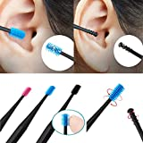 Libobo Soft Silicone Ear Pick Double-Ended