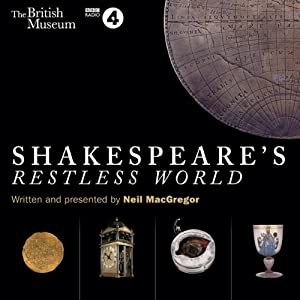 Shakespeare's Restless World Audiobook
