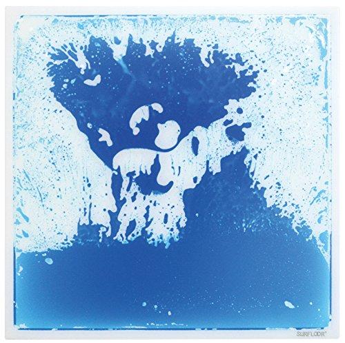 Surfloor New, Blue White Pattern may vary