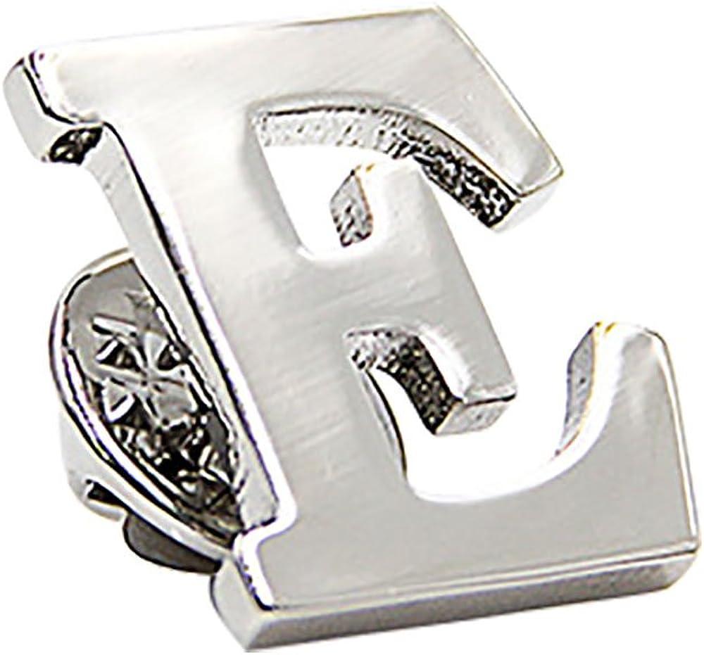G Monogram Lapel Pin Set Bright Creations Alphabet Letter Lapel 6 Pack
