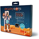 BinaryBots Dimm from Smart Toy Robot - Dimm is an educational robot who teaches kids to code while having fun with the BBC Microbit