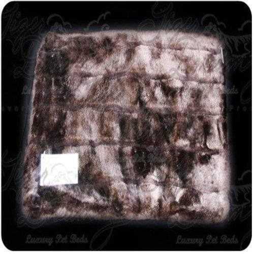 Tiger Dreamz Luxury Bed 24x19, Black Forest (Black Forest Cake Video)