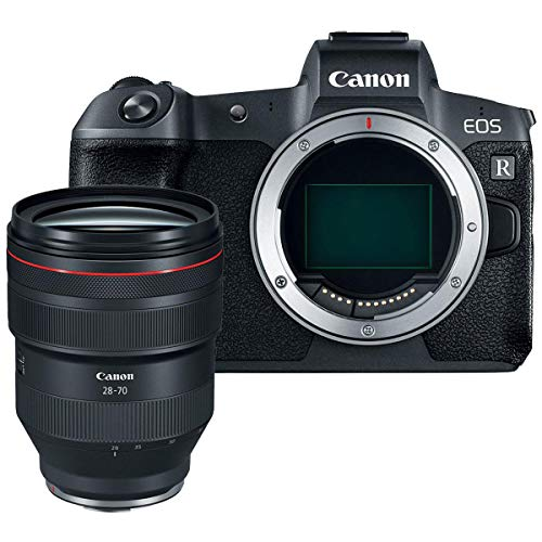 Canon EOS R 30.3MP Mirrorless Camera (Body Only) w/RF 28-70mm f/2.0 Lens