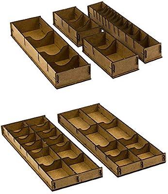 docsmagic.de Organizer Insert for Caverna Box - Encarte: Amazon.es ...