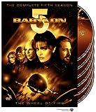Babylon 5: Complete Fifth Season [Import USA Zone 1]