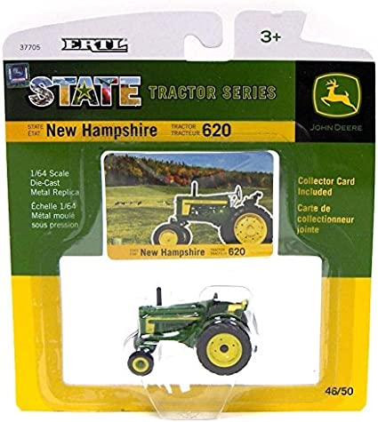 John Deere Model 620 Tractor Featured John Deere Farm Equipment New Metal Sign