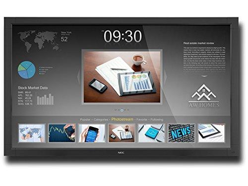 """NEC 46"""" LED 1920 x 1080 4000:1 Large Format LCD Flat Panel D"""