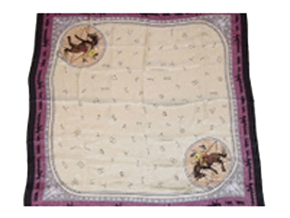 Wyoming Traders Brand Silk Scarf