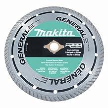 Makita A-94568 5-Inch Turbo Rim Diamond Masonry Blade