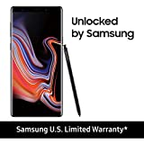 Samsung Galaxy Note9 N960U 128GB Unlocked 4G LTE at Amazon