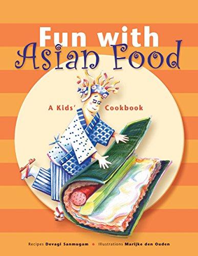 Fun with Asian Food: A Kids' Cookbook (Kids Asian)