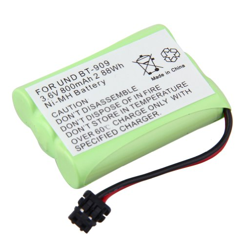 Generic Cordless Phone Battery for Uniden BT-909 BT-1001