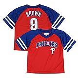 Outerstuff Domonic Brown MLB Philadelphia Phillies Jersey T-Shirt Infant Toddler (12M-4T)