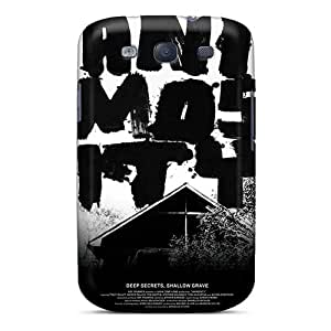 LisaSwinburnson Samsung Galaxy S3 Durable Hard Phone Covers Custom Realistic U2 Skin [YDE7220jnJh]