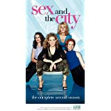 Sex and the City the Complete Second Season Volume 1 Episodes 1 -4