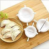 Press Ravioli Dough Pastry Pie Dumpling Maker Gyoza Empanada Mold Mould Tool 3Pcs