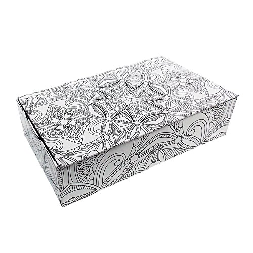 Aurora Products File (Aurora Illustrator Adult Coloring Pencil/Storage Box, 8.56