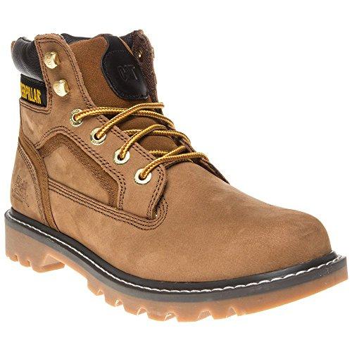 - Caterpillar Stickshift Mens Boots Tan