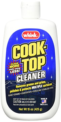 Whink Glass/Ceramic Cook-Top Cleaner, 3 Count, 15 Ounce