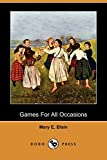 Games for All Occasions (Dodo Press)