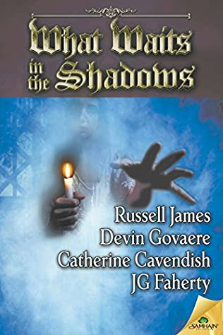 book cover of What Waits in the Shadows