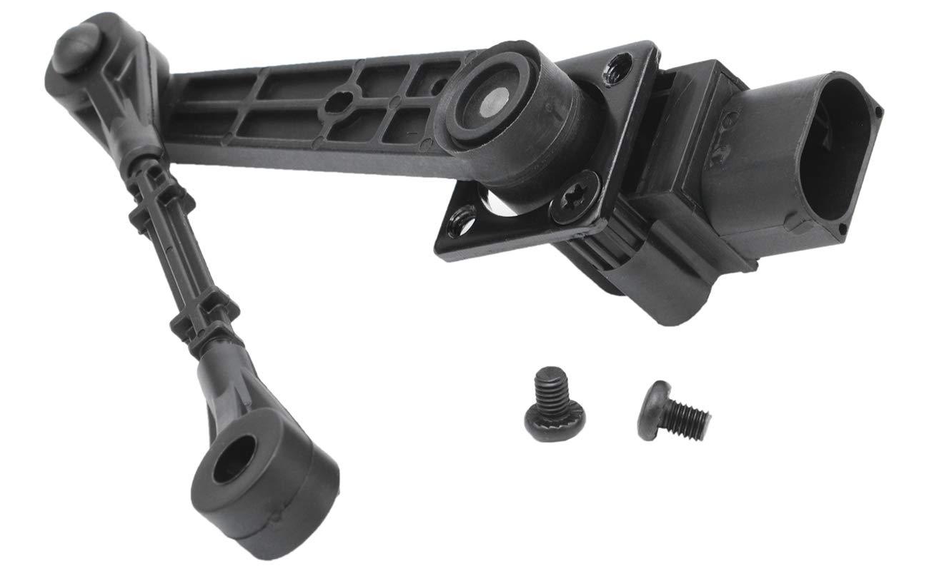 Bapmic LR020159 Rear Left Air Suspension Height Level Sensor for Land Rover