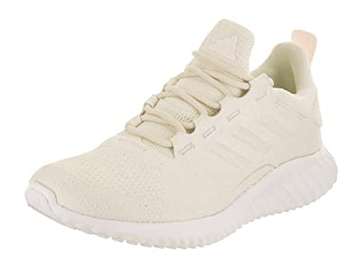 84e0a98885c9ad Adidas Kids Alphabounce CR Off White Off White Orchid Tint Running Shoe 7  Kids