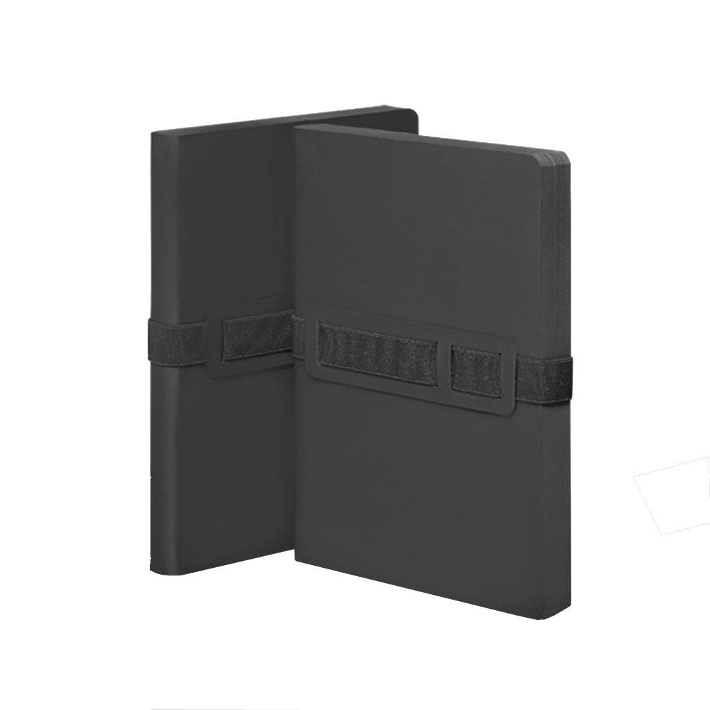 Nuuna Notebook Dot Grid Voyager Black