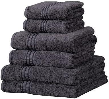 Linens Limited 6 Toallas de Hotel - 100% extraordinario algodón ...