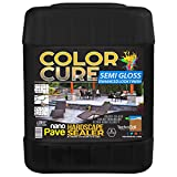 NanoPave Hardscape Sealer - Semi Gloss, Enhanced Look Finish (5-gallon bottle)
