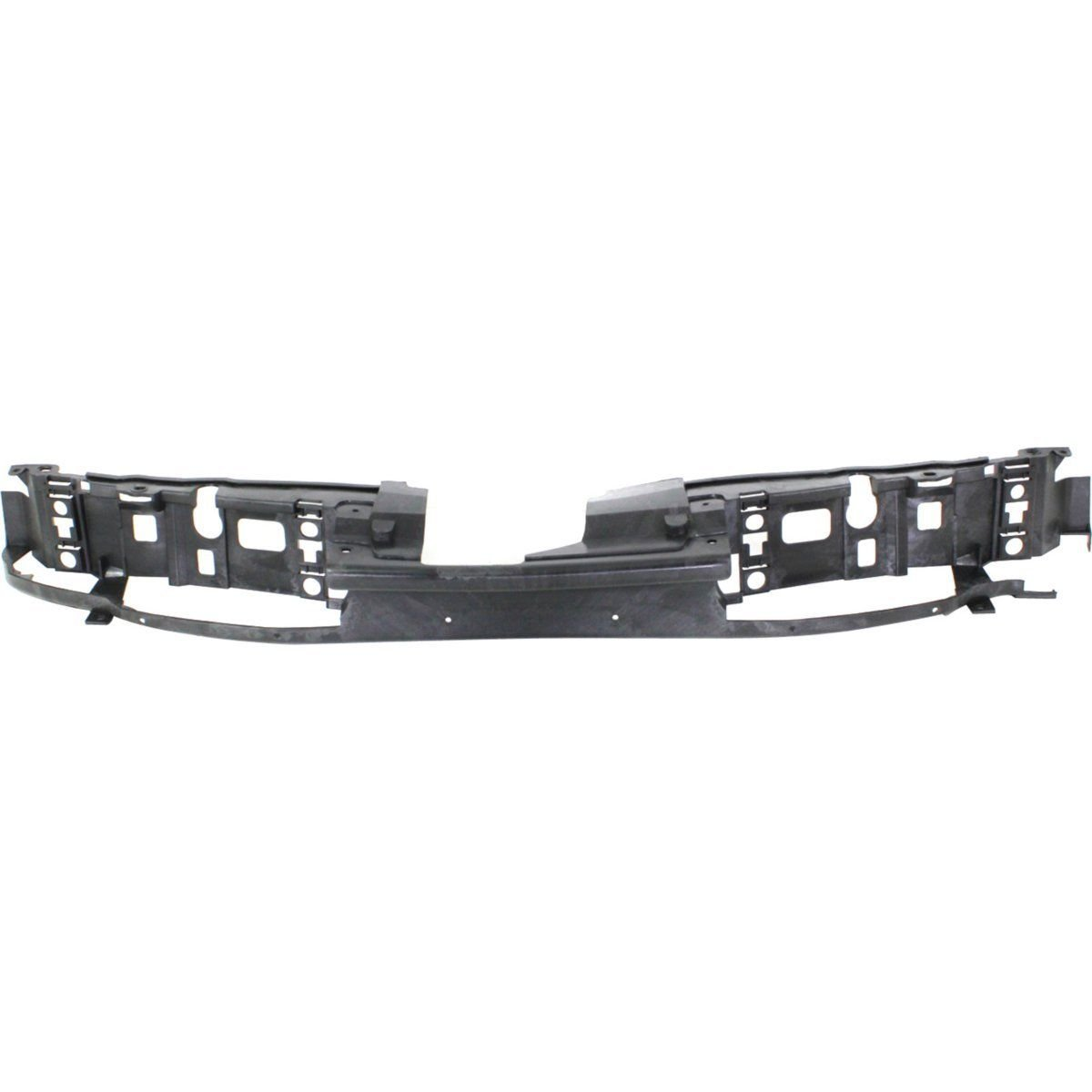 New Front Header Panel For 1999-2004 Oldsmobile Alero Thermoplastic, Black GM1221114 22619078 Fitrite Autoparts
