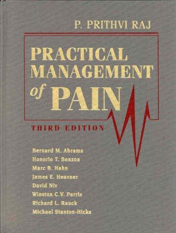 Practical Management of Pain