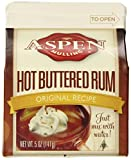 Aspen Mulling Hot Buttered Rum, 5-Ounce (Pack of 9)