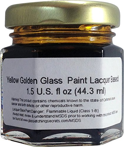 yellow-golden-glass-paint-lacquer-stain-permanent-15-ounce-professional-stained-glass-like-paint