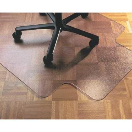 ALECO 122381 Chair Mat,Rectangular,Carpet,46x60In