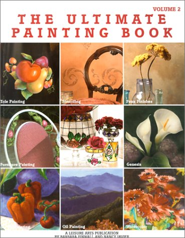 The Ultimate Painting Book (Ultimate Painting Books)