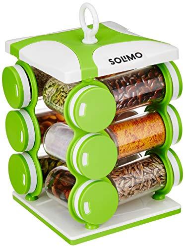 Amazon-Brand-Solimo-Revolving-Spice-Rack-set-12-pieces