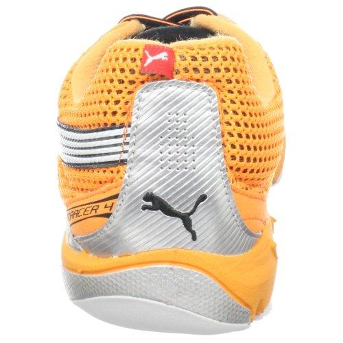 Puma Heren Compleet Tfx Roadracer 4 Pro Sportschoen Fluorescerend Oranje / Zwart / Wit