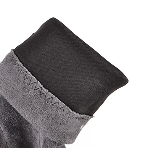 wetkiss Latest Lady's Flock Short Boots high Heels Sexy Sock Boots Women's Shoes Beige 5v7dUm